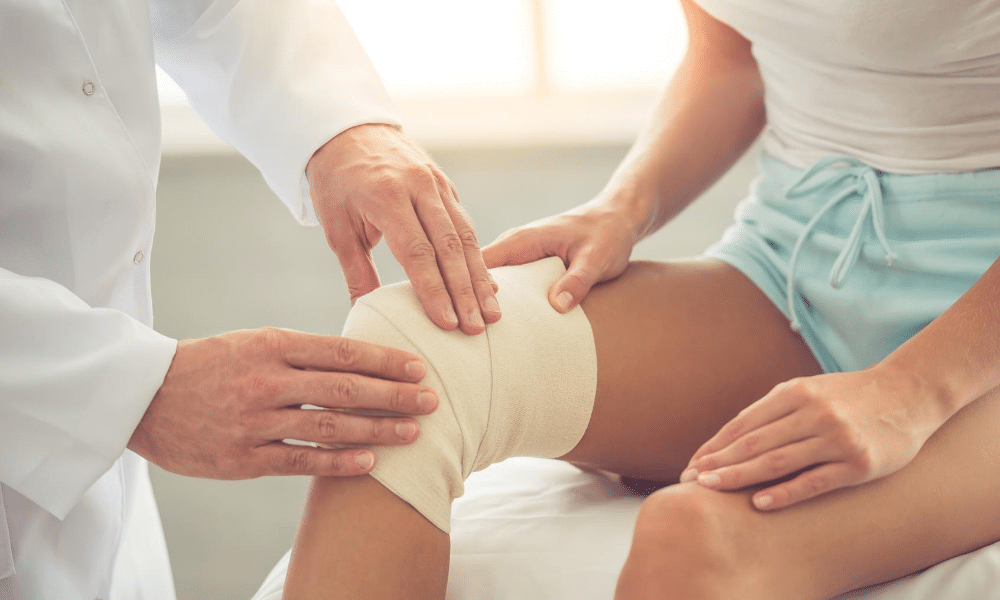 knee recovery surgery