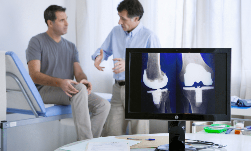 Difference Between Partial and Total Knee Replacement