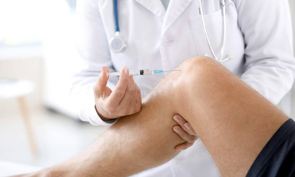 how hyaluronic acid injections help with knee pain